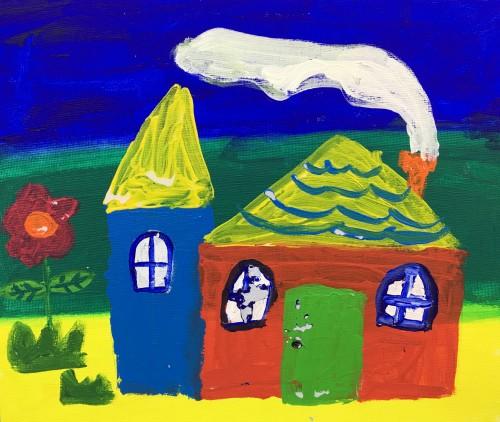 兒童創意繪畫班